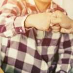 Developers fist pump to show a preferred payment gateway partner